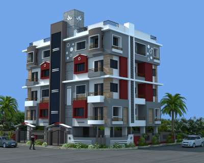 Low-Rise Building at Rajkot